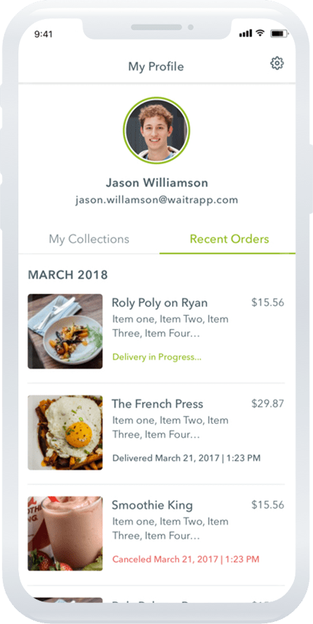 Waitr Food Delivery & Carryout